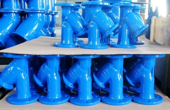 پوشش رنگ پودر اپوکسی Valve Bule Color Corrosion Resistant Environmental